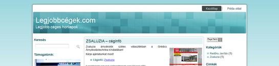 legjobbcegek.com