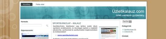 uzletikalauz.com