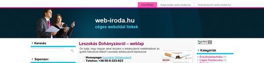 web-iroda.hu