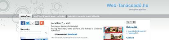 web-tanacsado.hu
